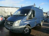 FORD TRANSIT 140 T350 2.2 DIESEL MWB NO VAT SPARES AND REPAIRS
