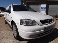 Vauxhall/Opel Astra van 2006 80000 MILES NICE CLEAN VAN. 4 SEATER