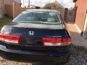 2003 Honda Accord Sedan London Ontario image 2