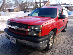 Chevy 2003 Low KMs And Price