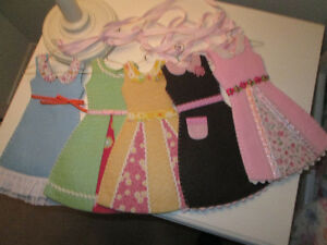 Pottery Barn Kids Decor - Dress 'Clothesline'