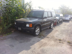Land Rover LR2 As is PRICE DROP OBO