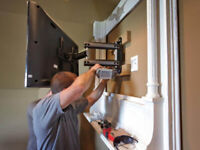 Professional TV Wall Mounting and Installations - from 59.50!!