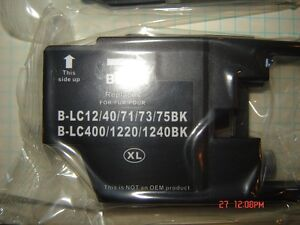 Epson T1271 & Brother compatible ink cartridges Cartouches Encre West Island Greater Montréal image 3