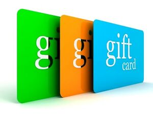 I will buy your gift cards for cash today!!!