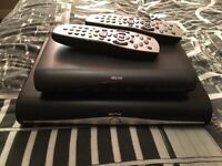 Sky HD plus & sky HD mini box