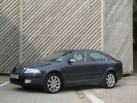 2007 SKODA OCTAVIA 2.0TDI AUTOMATIC Laurin & Klement 5DR HATCH