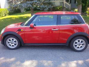 2012 MINI Classic Mini Coupe (2 door)