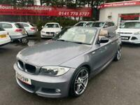 2013 BMW 1 Series 2.0 118d Sport Plus Edition 2dr Convertible Diesel Manual