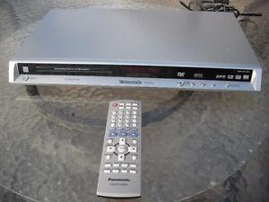 Panasonic DVD/CD player,