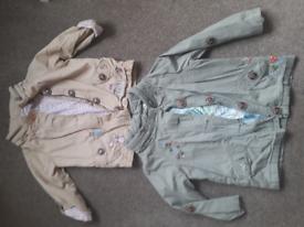 Next Jackets - Hardly Worn Age 3-4 Years