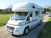 Auto-Trail Cheyenne 660 SE - 6 Berth Motorhome - Rear Fixed Bed