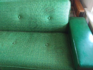Retro sleeper couch and chair Belleville Belleville Area image 3