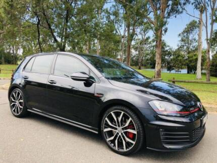 FINANCE FROM $99 PER WEEK* - 2014 VOLKSWAGEN GOLF GTI PERFORMANCE Parramatta Parramatta Area Preview