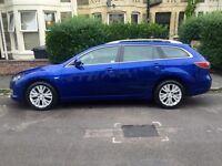 Mazda 6 ts2 estate 2010 diesel Blue