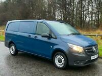 2016 (16) MERCEDES BENZ VITO LWB, CHOICE OF 2, FINANCE?