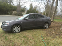 2009 Mazda Mazda 3 Sedan New clutch! No emails Call only