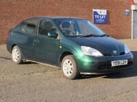 2001 Toyota Prius 1.5 ( sat nav ) CVT Hybrid, HPI clear 128000 miles Automatic