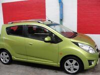 Chevrolet Spark LT (green) 2011