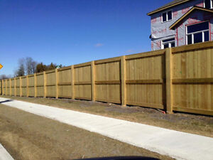 Infinity Post Hole - Fencing and Fence Post Services Kingston Kingston Area image 8