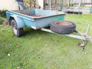 Wanted: Trailer 6x4