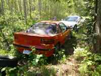 1993 Asuna Sunfire (Parts Car) (Geo Storm, Isuzu Impulse)