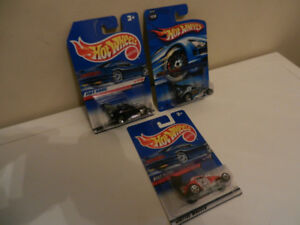 Hot Wheels Fiat 500 Lot of 3 Variations