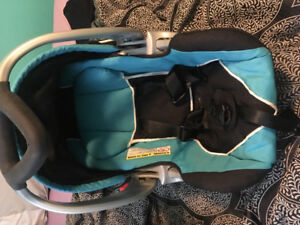 Selling high chair and infant car seat