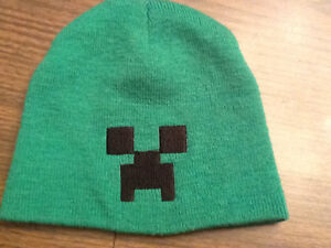 Minecraft winter hat