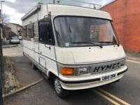 FIAT HYMER 280 2.5 DIESEL MOTOR HOME LHD 6 BERTH READY TO USE