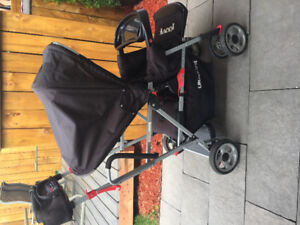 Poussette Double Joovy « Sit and Stand »