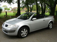 **PX BARGAIN REDUCED TO CLEAR**Renault Megane 1.6 VVT Coupe Cabriolet Dynamique