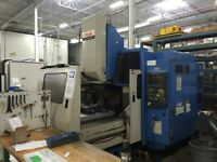 MAZAK 40 x 20 CNC VERTICAL MACHINING CENTRE