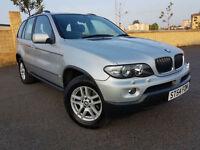 1 OWNER - BMW X5 3.0d SE AUTO, SERVICE HISTORY