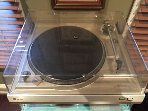 Vinyl Record turntable DUAL CS 508 - totally restored by BBRadio