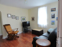 Close to Downtown, full furnished all inclusive