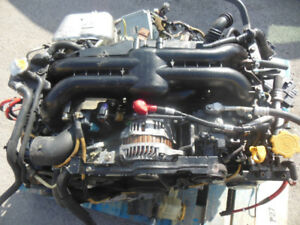 2004-2006 Subaru Legacy GT BP5 EJ20X Engine 2.0l Turbo VF38