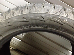 "4- 20"" studded ice radials Prince George British Columbia image 4"