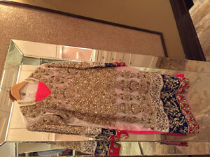 Indian party wear pajami suit