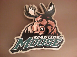 MANITOBA MOOSE RESIN WALL PLAQUE NEW IN BOX 999-2751