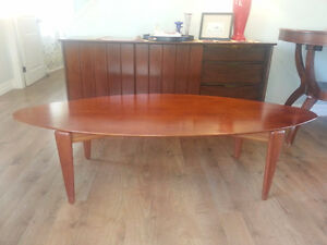 Genuine Mid Century Modern BRDR DALSGAARD Coffee Table 1950s