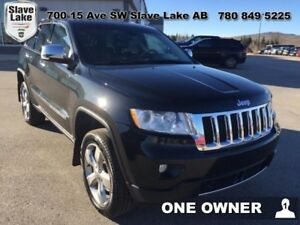 2011 Jeep Grand Cherokee Overland DVD SUNROOF NAVIGATION