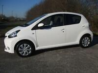 2012 62 TOYOTA AYGO 1.0 VVT-I ICE 5D 68 BHP ** 1 OWNER FROM NEW ** £0 ROAD T