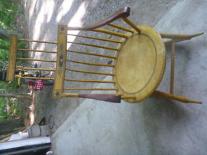 1800 Rocking chair