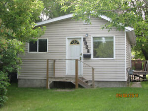 Small two bedroom house for rent