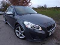 2011 Volvo C30 D3 [150] R DESIGN 3dr Geartronic Heated Seats! Full Leather! ...