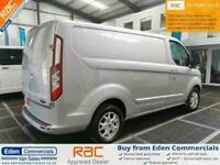 2015 15 FORD TRANSIT CUSTOM 2.2 270 LIMITED * HEATED SEATS + AIR CON * DIESEL