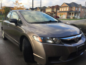 2009 Honda Civic Automatic 145000 KM : Certified : no Accident