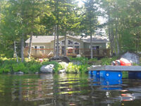 Newly built home on a lake is now available for vacation rentals