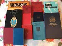 MASONIC - LODGE - LODGE OF FAITH - FREEMASONS